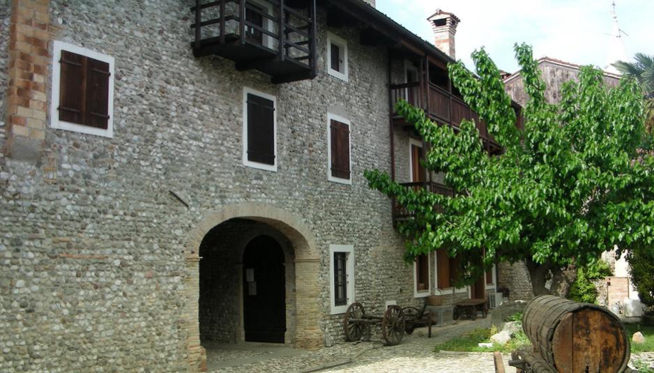 Casa_Natale_David_Maria_Turoldo_Coderno