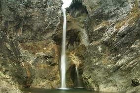Cascata_torrente_Rosandra
