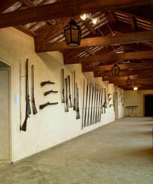 Museo_Civico_Armeria_Castello_San_Giusto