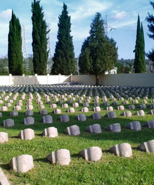 Cimitero_Guerra_austroungarico_Fogliano