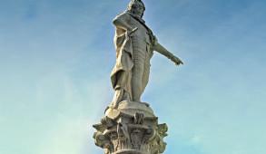 Statua_Carlo_VI_Trieste